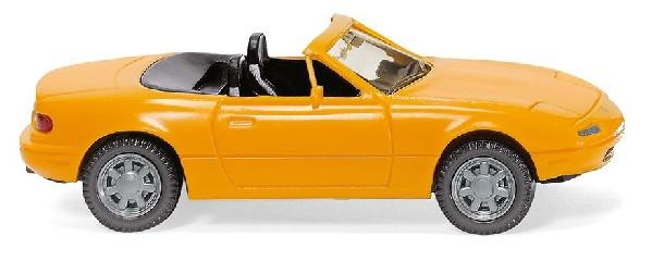 Mazda MX5 - melonengelb      ; 1:87