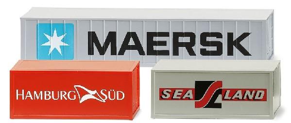 Zubehörpackung - Container   ; 1:160