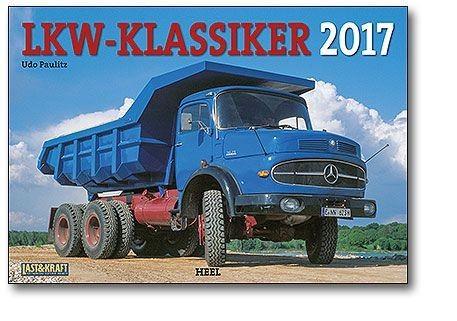 Kalender Klassische Lastwagen 2017