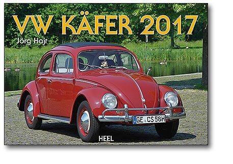 Kalender VW Käfer 2017