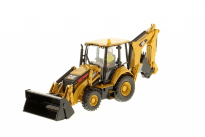 Cat 420F2 Backhoe Loader (Pivot);1/50