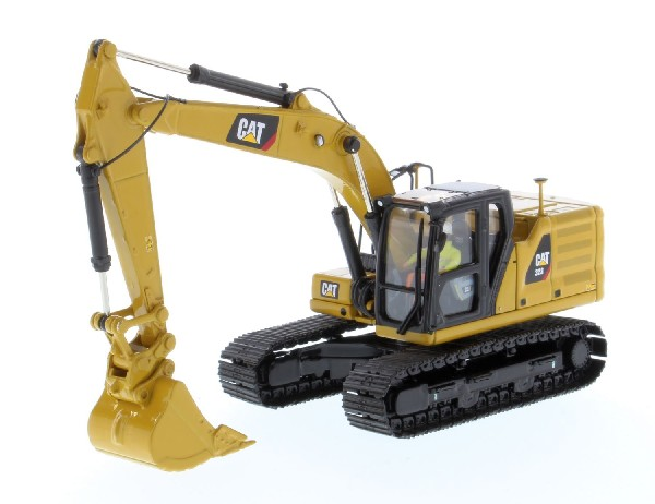 Cat 323 Hydraulic Excavator  1:50