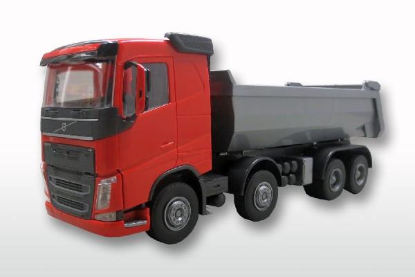 Volvo FH04 GL 8x4 Muldenkipper 38cm 1:25