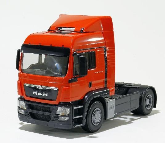 MAN TGS LX 4x2 Solomaschine 1:25