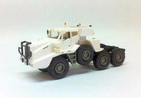 KFM TB600 6x6 Heavy Tractor; 1:87
