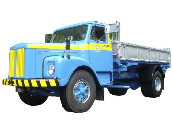 Scania Vabis LT 110 4x2 Kipper 1:50