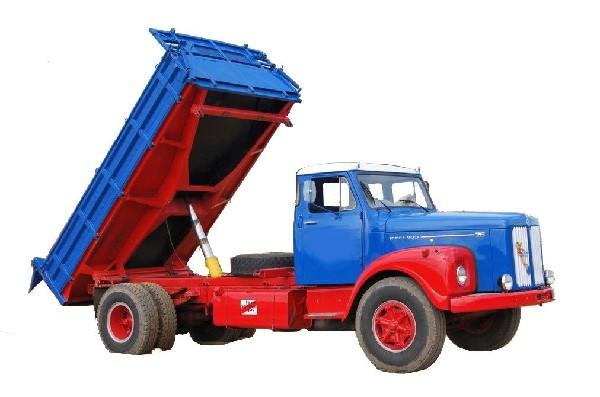 Scania Vabis LT 110 Dreiseitenkipper1:50