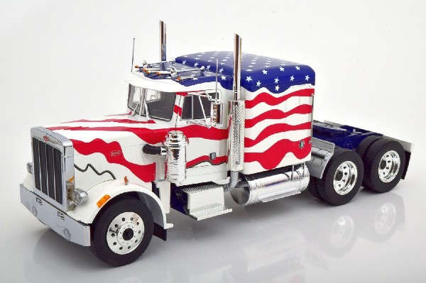 Peterbilt 359 1967 Stars and Stripes1:18