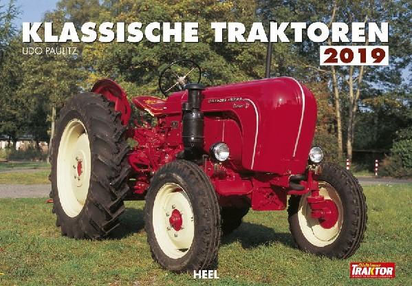 Kalender  Klassische Traktoren 2019