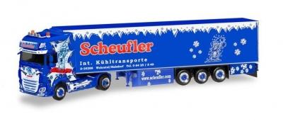 DAF XF SSC KüKoSzg  Scheufler; 1:87