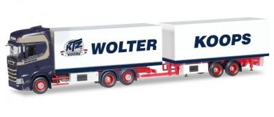 Scania CS HD KüKoHzg  Wolter K; 1:87