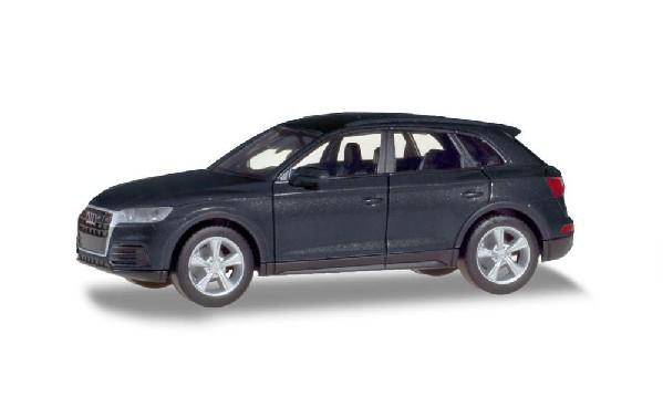 Audi Q5, manhattangrau; 1:87
