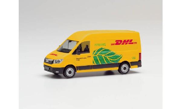 MAN eTGE Kasten HD DHL; 1:87