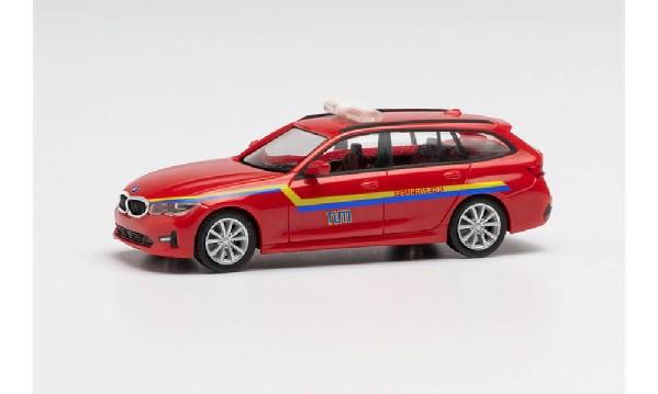 BMW 3er Tour. FW, TU München; 1:87