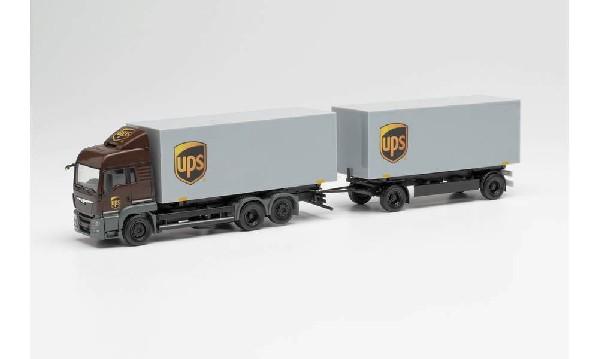 MAN TGS LX E6 WeKoHzg. UPS; 1:87