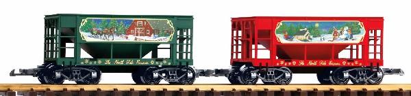 G-Schüttgutwagen Weihnachtswagen 2021