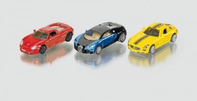 Geschenkset Sportwagen