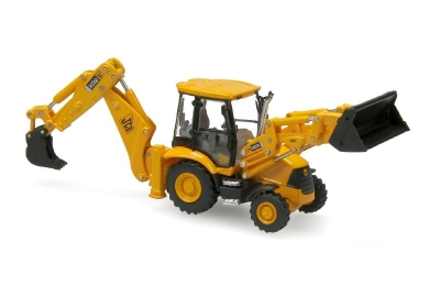 JCB Backhoe loader 3CX 1:87