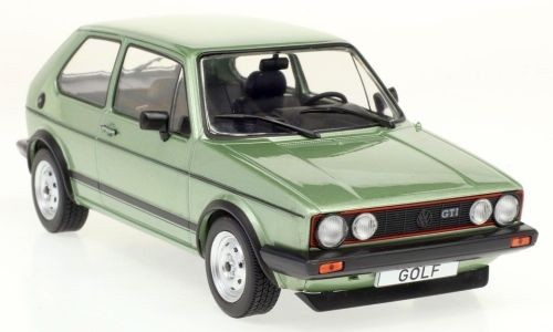 VW Golf I GTI, hellgrün, 1983 1:24