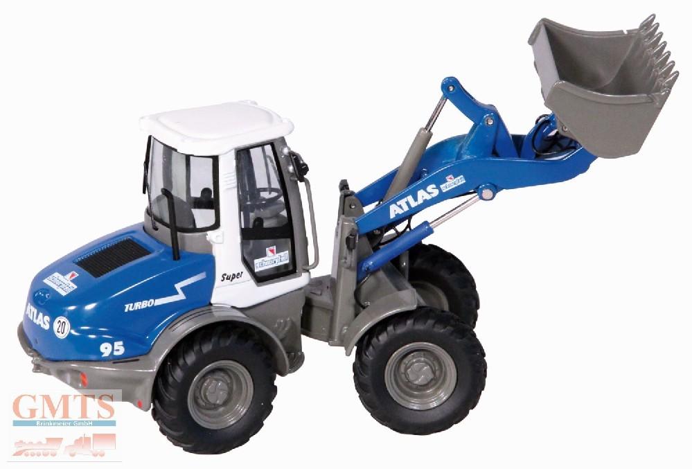 atlas weyhausen ar95 radlader sc 1 50 lkw modelle traktoren modelle baumaschinen modelle. Black Bedroom Furniture Sets. Home Design Ideas