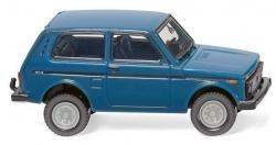 Lada Niva - blau 1:87