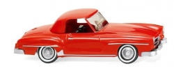 MB 190 SL Coupe - rot ; 1:87