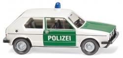 VW Golf I, Polizei   1:87