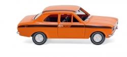 Ford Escort ``Mexico`` - orange; 1:87