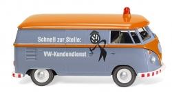 VW T1 Bulli, Kastenwagen ``Kundend.) 1:87