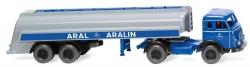 Henschel Tanksattelzug ``Aral``  1:87