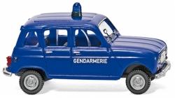 Renault R4 Gendarmerie 1:87