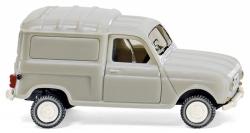 Renault R4 Kastenwagen        ;1:87