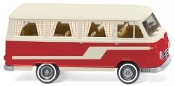Borgward Campingbus B611 weiß/rot 1:87