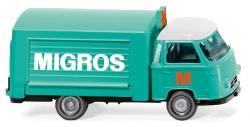 Verkaufswagen (Borgward) ``Migros``
