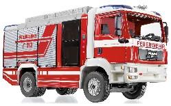 Feuerwehr - Rosenbauer 1:43
