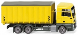 Abrollcontainer (MAN TGX Euro 6c) 1:87