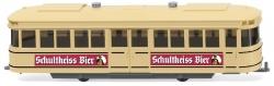Straßenbahn-Anhänger 1:87