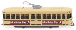 Straßenbahn-Triebwagen 1:87
