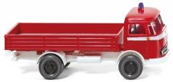 Feuerwehr - Pritschen-LKW 1:87