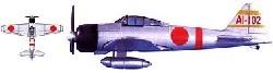Mitsubishi A6M2B          1:97