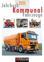Jahrbuch Kommunal-Fahrzeuge 2020