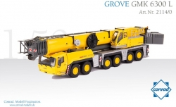 GROVEGMK 6300 L All Terrain Kran 1:50