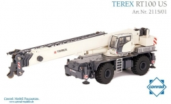 TEREX RT 100 US Rough Terrain Kran  1:5