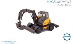 MECALAC 9 MWR Mobilbagger    1:50