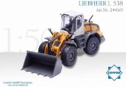 LIEBHERR L 538 Radlader, 1:50