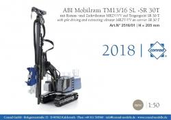 ABI TM13/16 Teleskopmäkler    1:50
