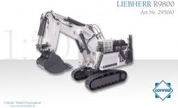 LIEBHERR R 9800 Mining Bagger   1:50