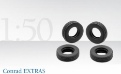 CONRAD-EXTRA Reifenset 16,0mm Ss 1:50
