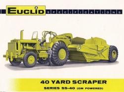 Euclid 34LDT/Easton Scraper 1:50