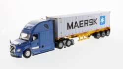 Freightliner Cascadia w. 40` Container Z
